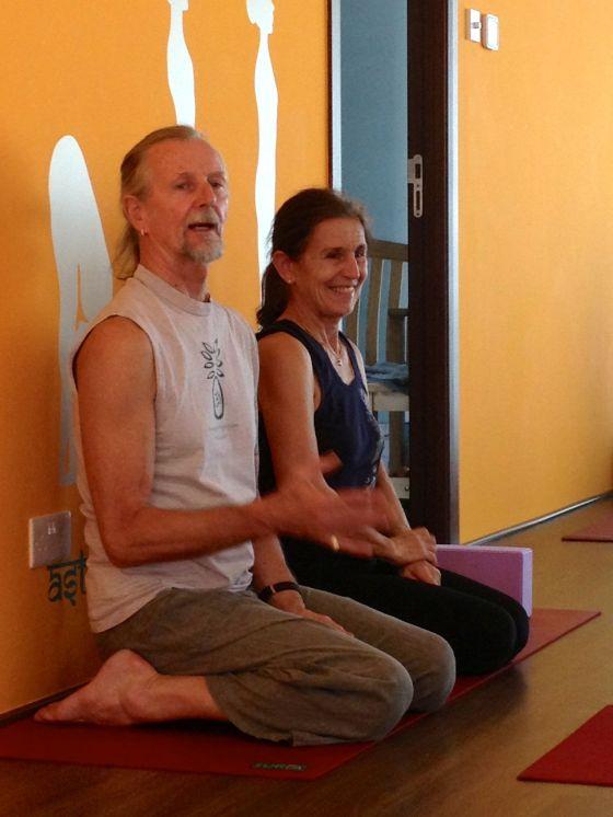 Darby, Mark Darby, Joanne Darby, Yoga, Ashtanga, Kimberley, yoga dubai, Yoga workshop